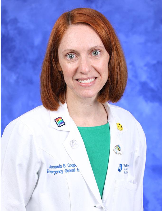 Amanda B. Cooper, MD