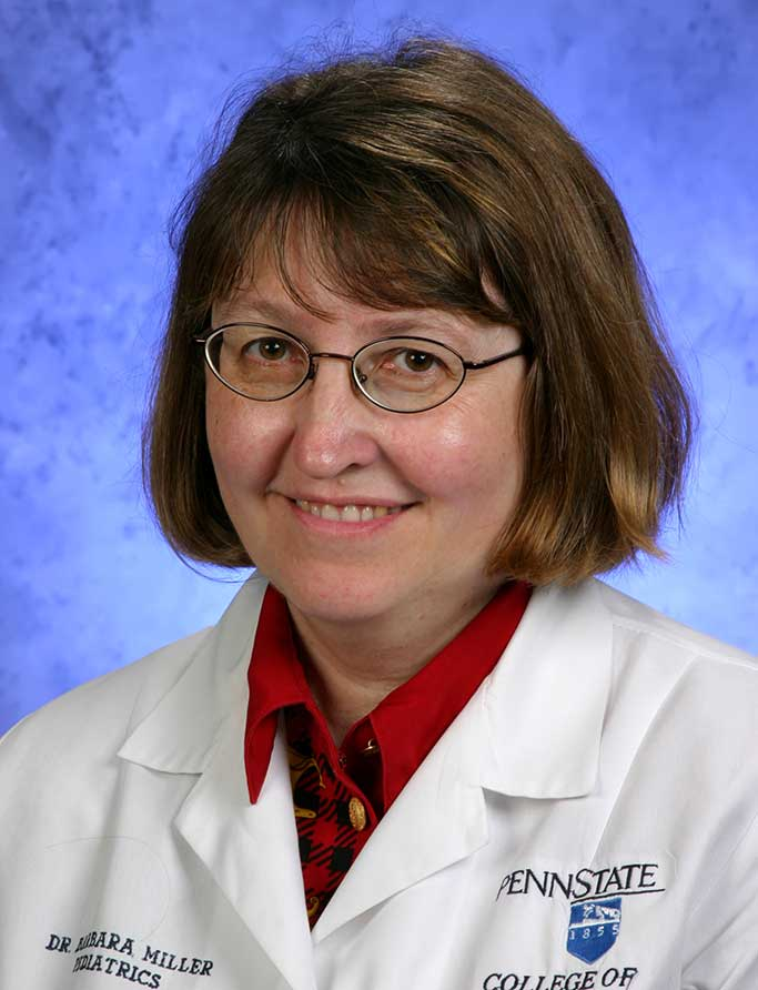 Barbara A. Miller, MD