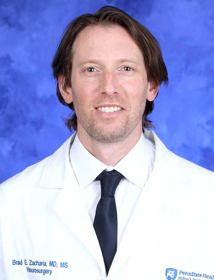 Brad E. Zacharia, MD