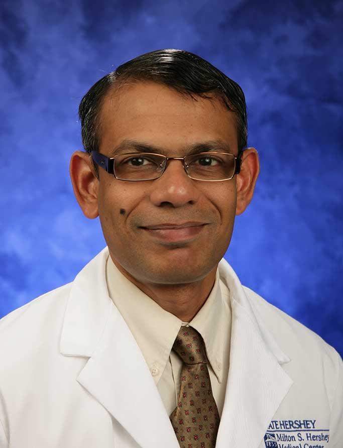Chandran P. Alexander, MD,MBBS