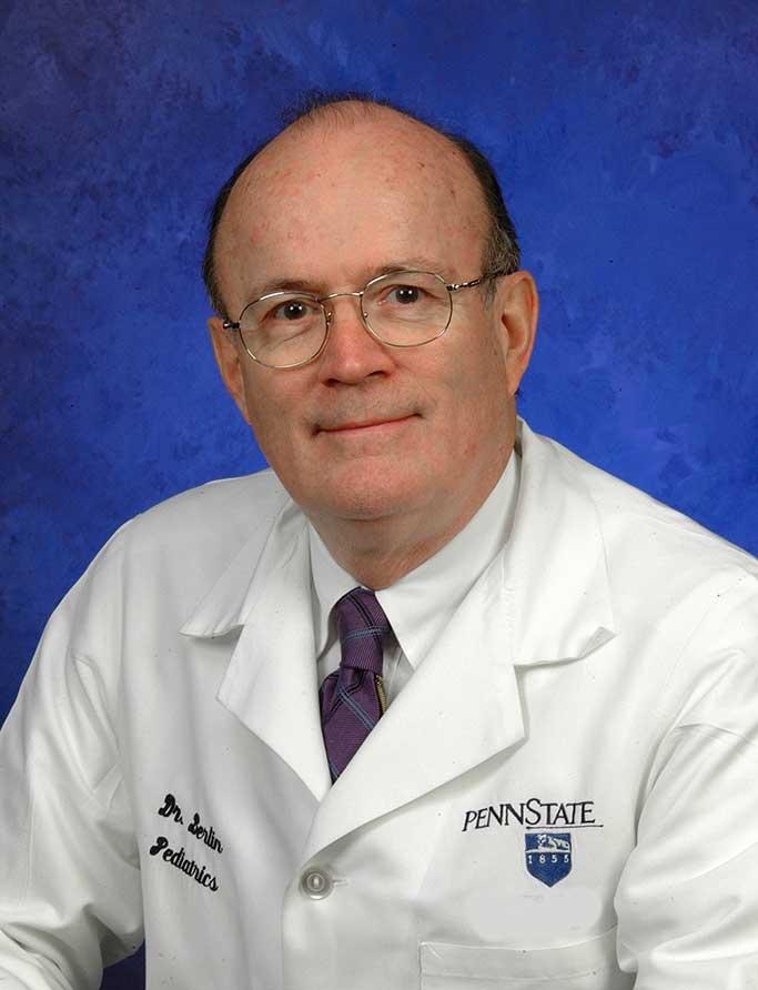 Cheston M. Berlin Jr., MD