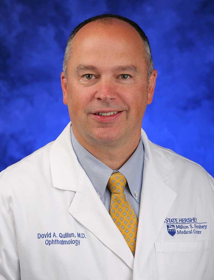 David A. Quillen, MD