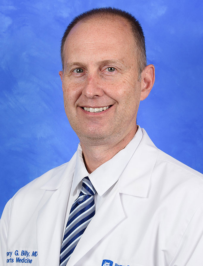 Gregory G. Billy, MD