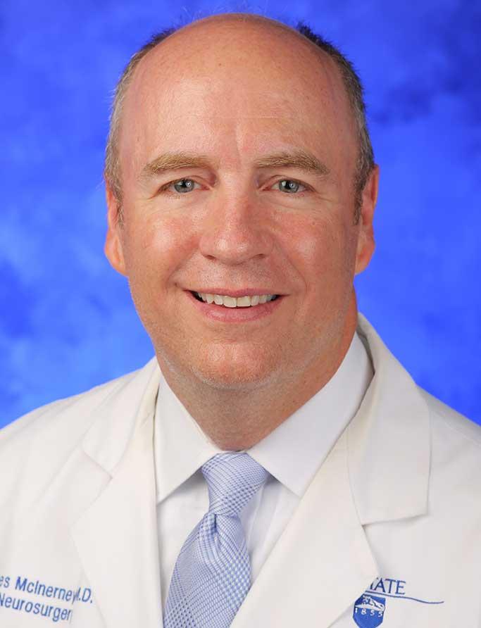 James McInerney, MD