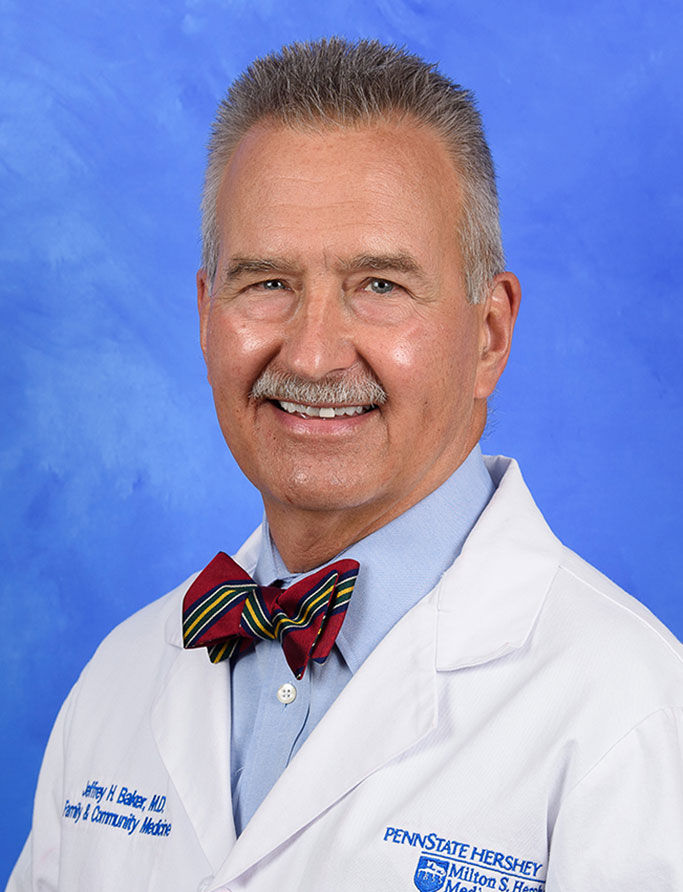 Jeffrey H. Baker, MD
