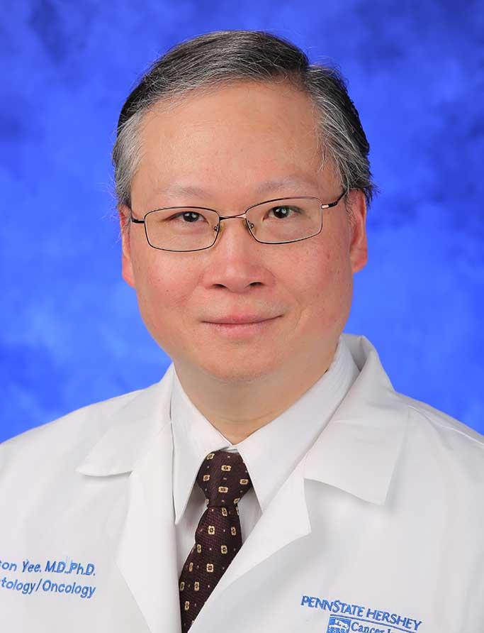 Nelson Shu-Sang S. Yee, MD,PhD,RPh