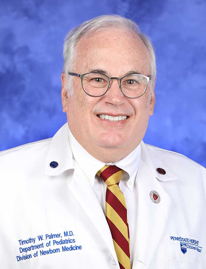 Timothy W. Palmer, MD