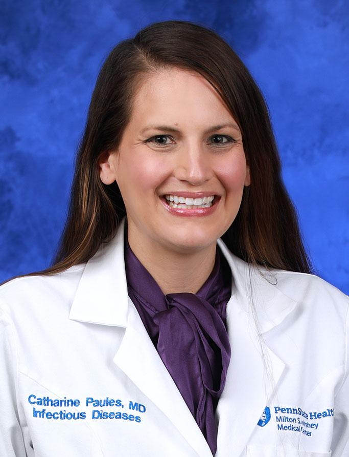 Catharine I. Paules, MD