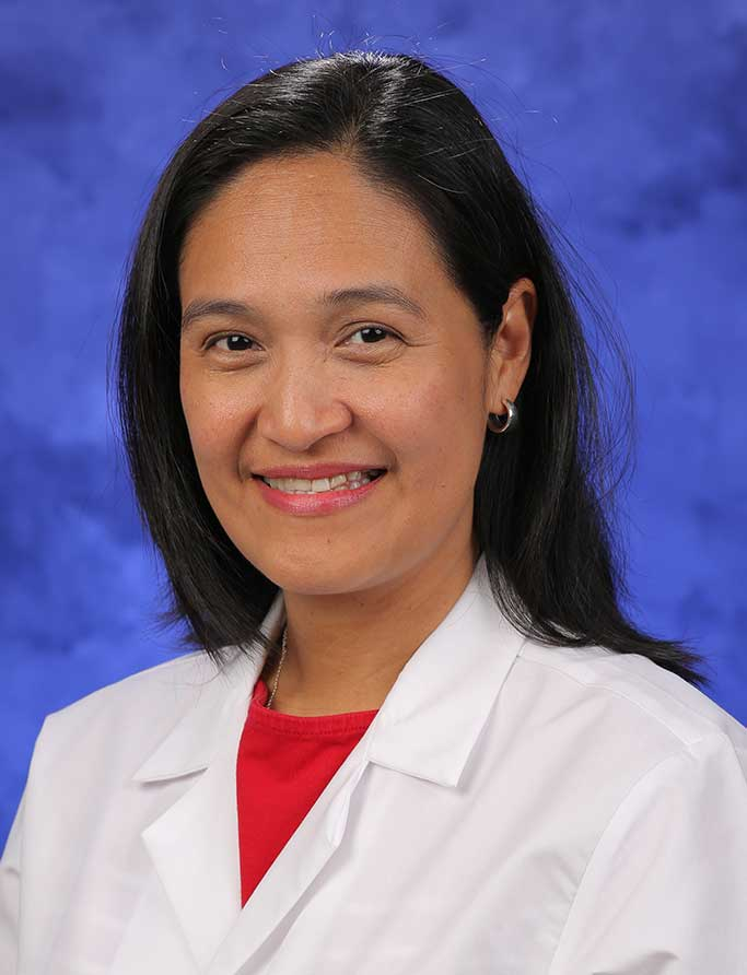Jasmin G. Lagman, MD
