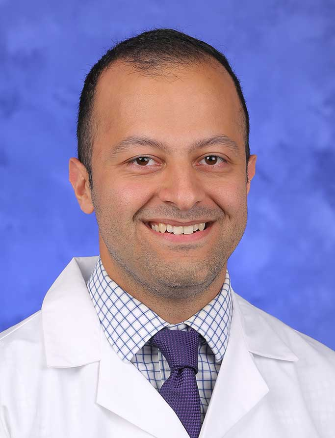 Seyed A. Mansouri, MD