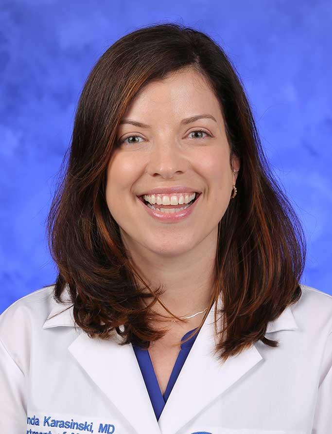 Amanda A. Karasinski, MD