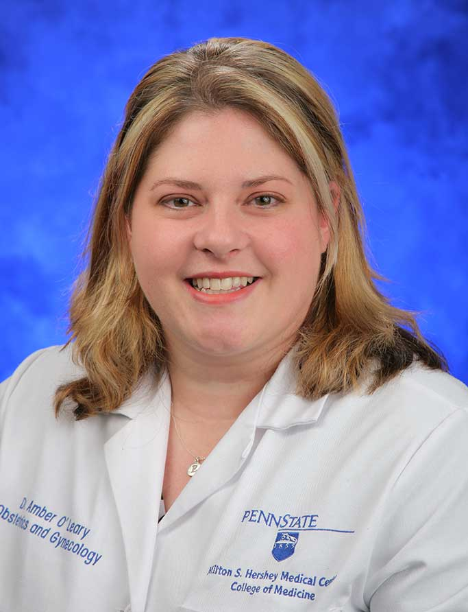 Amber C. O'Leary, MD,FACOG
