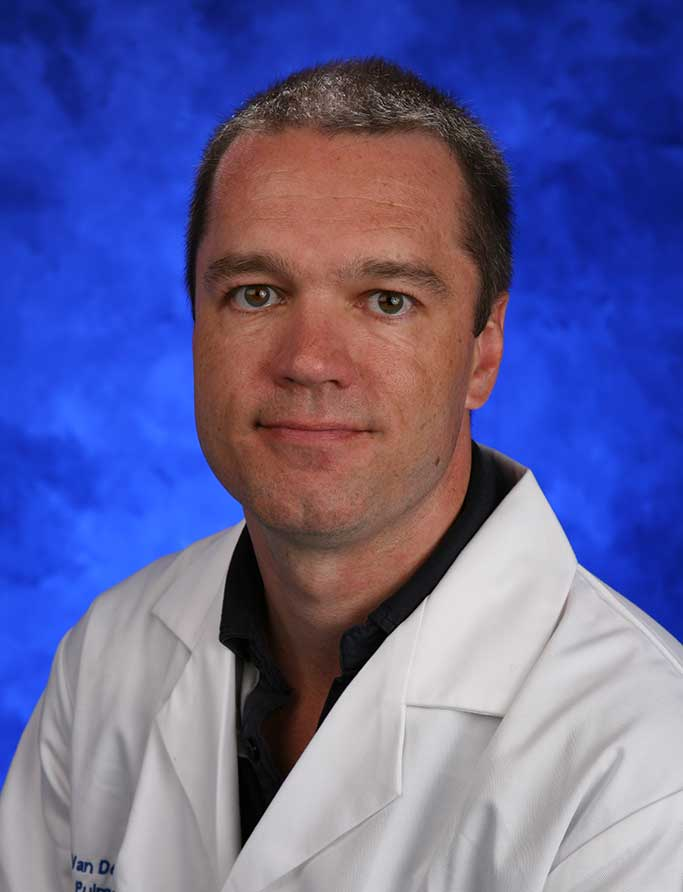 Andry Van de Louw, M.D.,Ph.D.