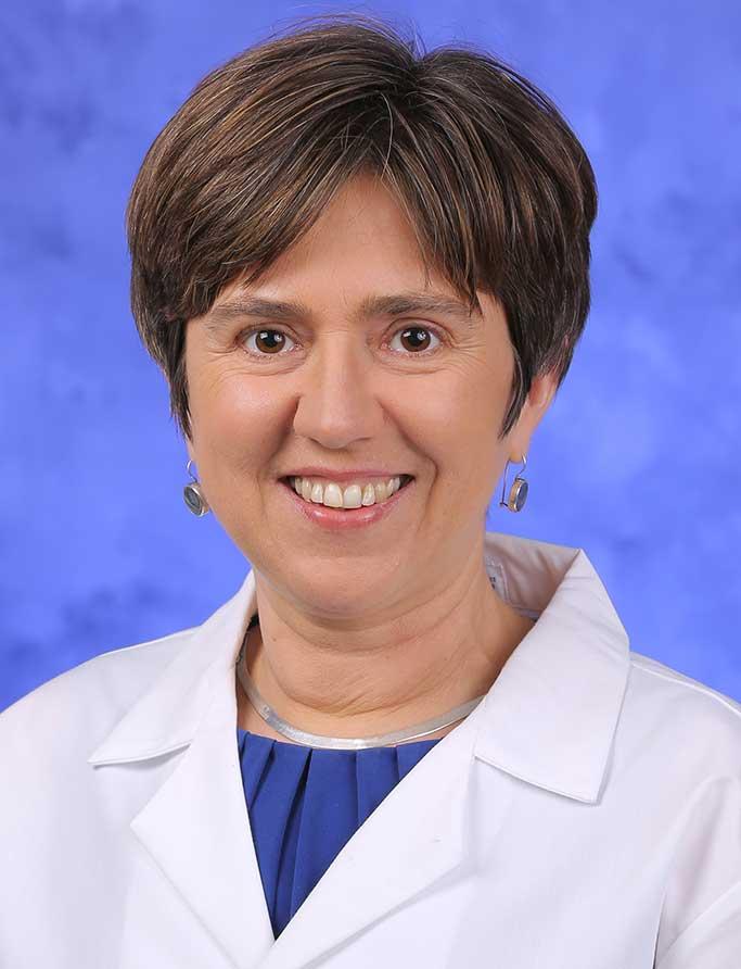 A head-and-shoulders photo of Aleksandra Zgierska, MD, PhD