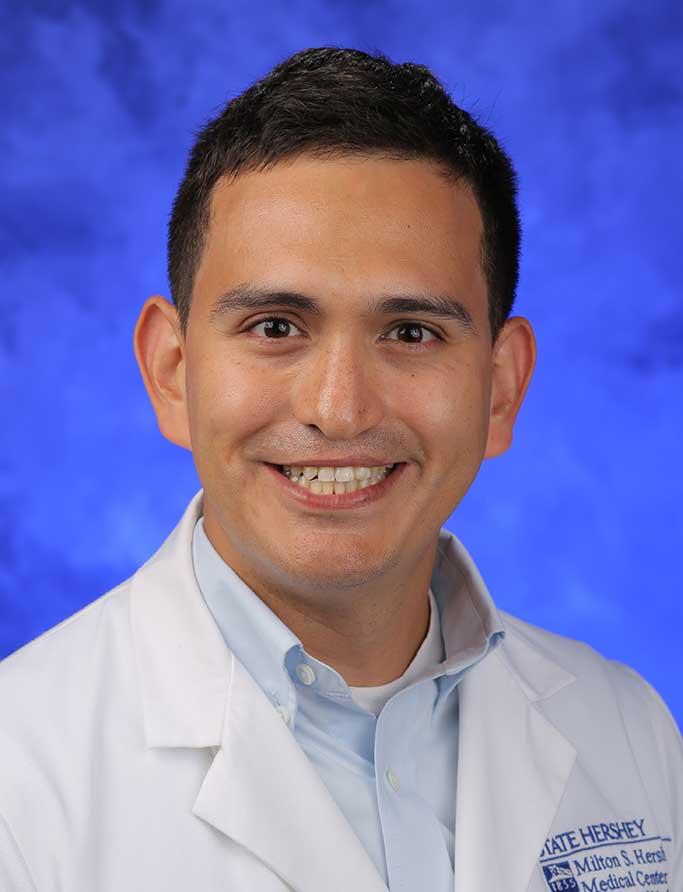 Adrian Zurca, MD, Program Director, Pediatric Critical Care Fellowship Program