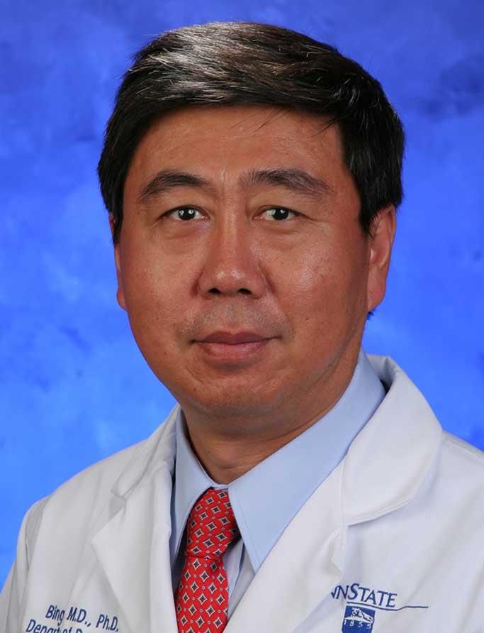 Bing Han, M.D.,Ph.D.