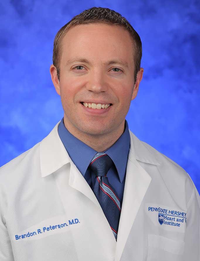 Brandon R. Peterson, M.D.