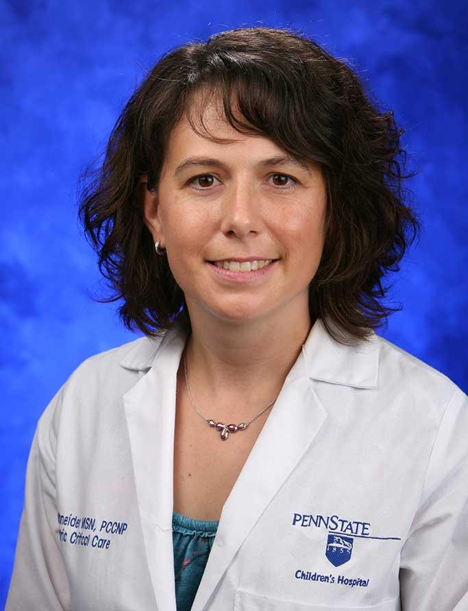 Beth R. Schneider, CRNP