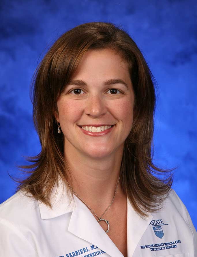 Carolyn A. Barbieri, MD