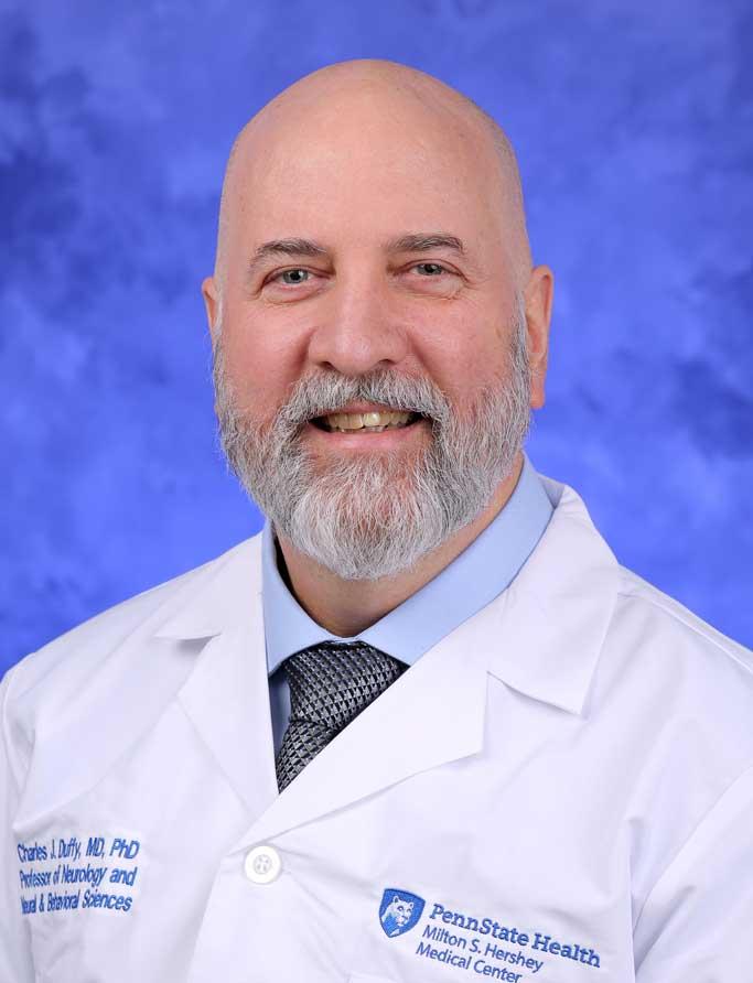 Charles J. Duffy, MD,PhD