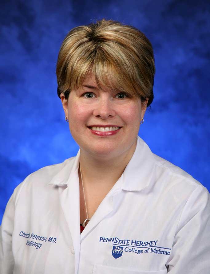 Christine M. Peterson, MD