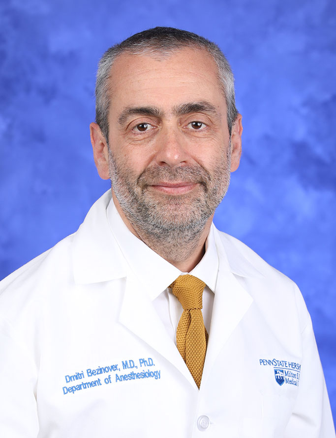 Dmitri S. Bezinover, MD
