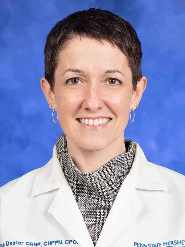 Deana M. Deeter, CRNP,RN-BC