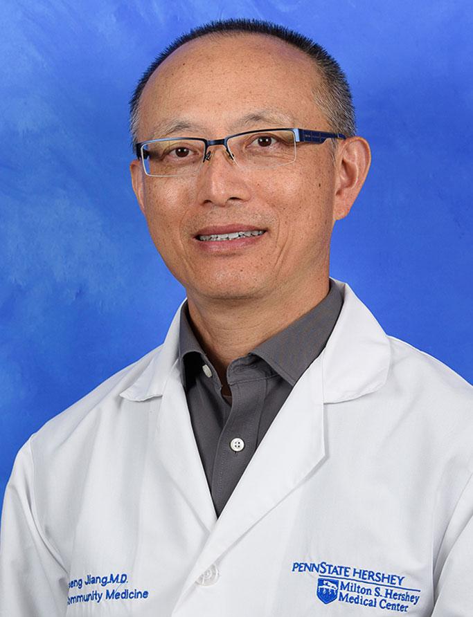 DongSheng Jiang, M.D.