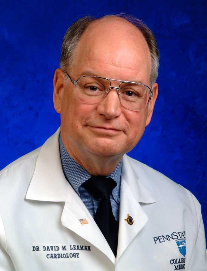 David M. Leaman, M.D.