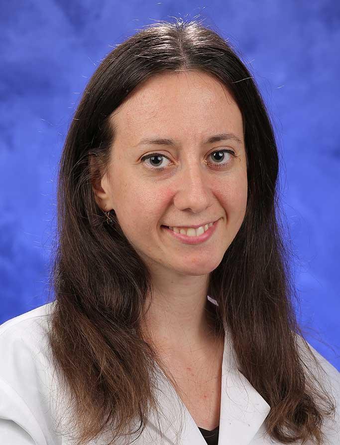 Erica Bates, M.D.