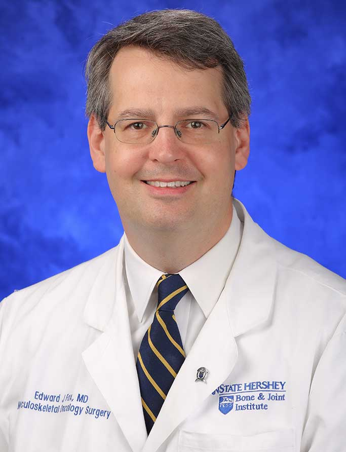 Edward J. Fox, MD