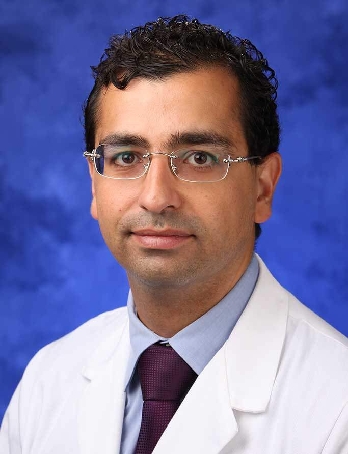 A head-and-shoulders photo of Elias B. Rizk, MD
