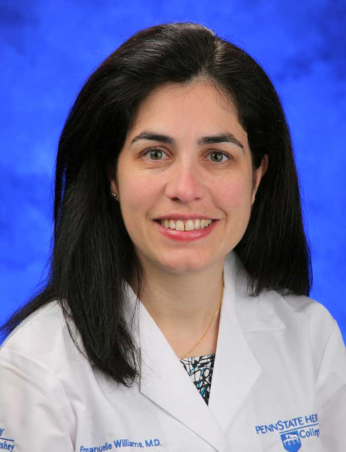 Emmanuelle D. Williams, MD