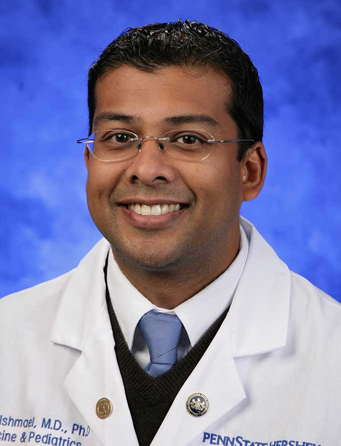 Faoud T. Ishmael, M.D.,Ph.D.