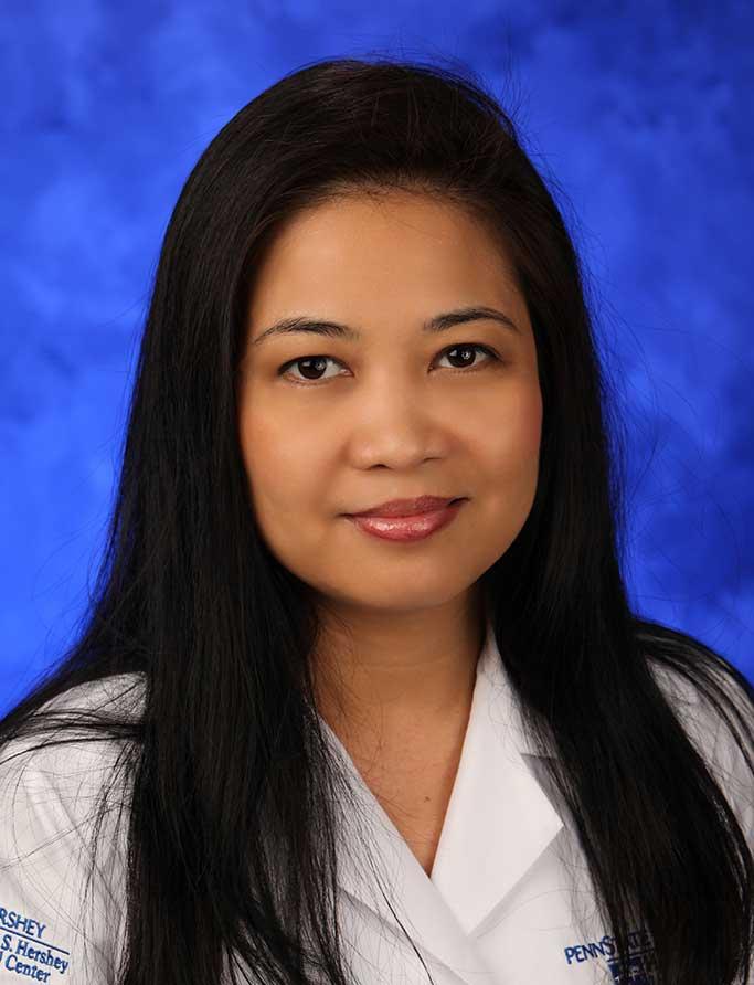 Gladys F. Baksh, CRNP