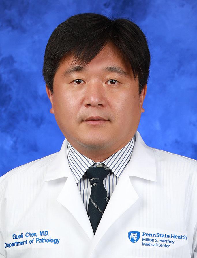 Guoli Chen, M.D.,Ph.D.