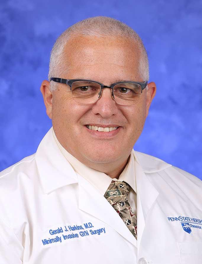 Gerald J. Harkins, MD,FACOG
