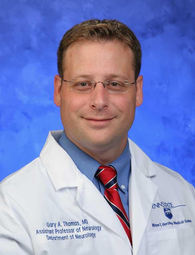 Gary A. Thomas, M.D.