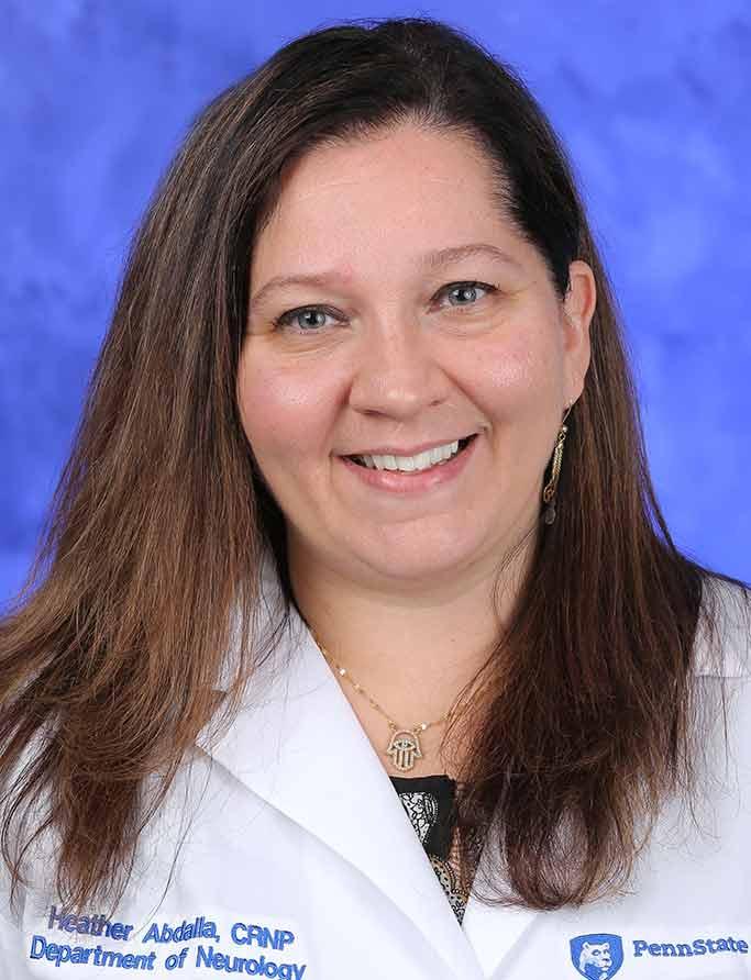 Heather L. Abdalla, CRNP
