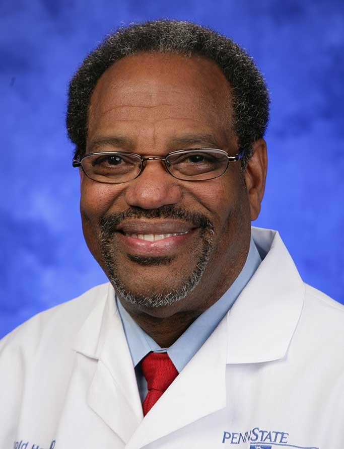 Harold A. Harvey, MD