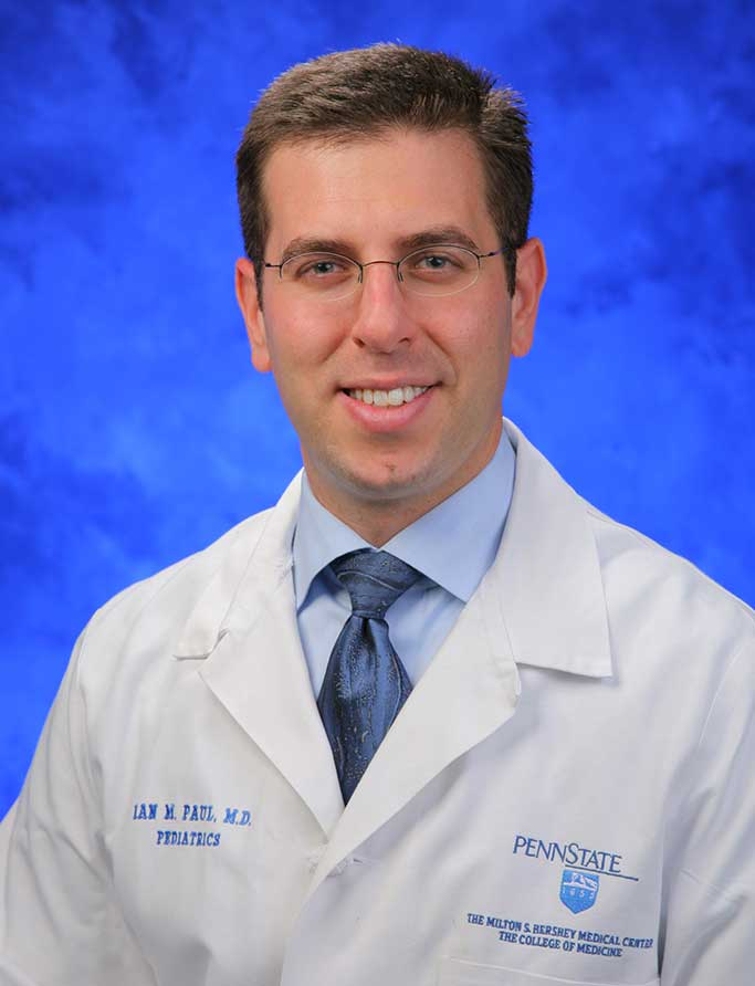 Ian M. Paul, MD,MSc