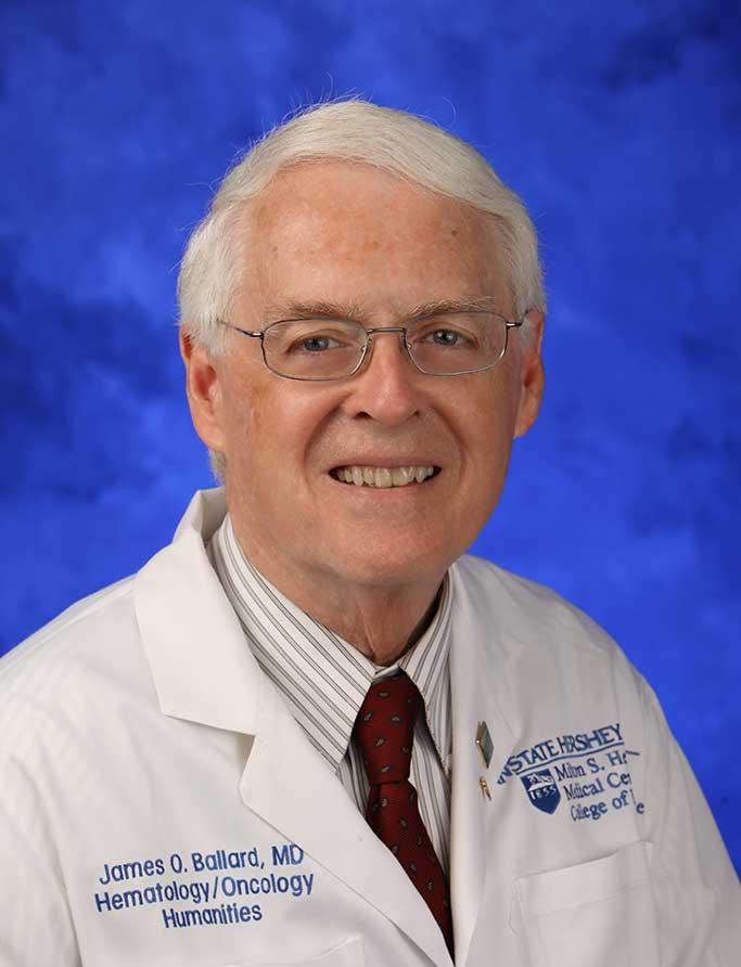 James O. Ballard, M.D.