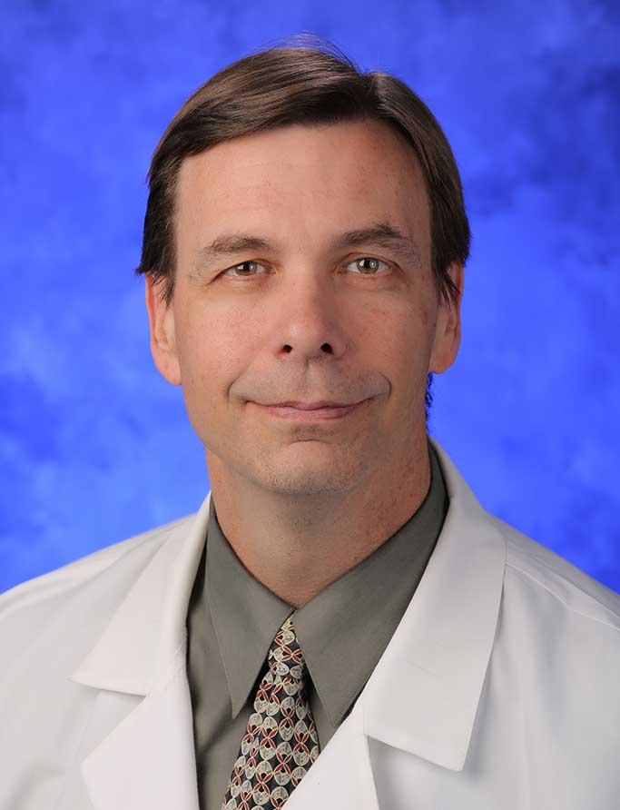 John P. Boehmer, M.D.