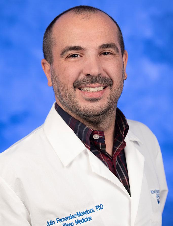 Julio J. Fernandez-Mendoza, PhD