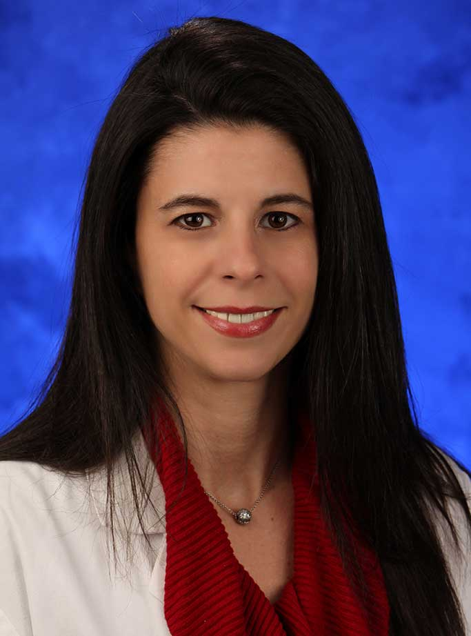Jennifer P. Goldstein, M.D.