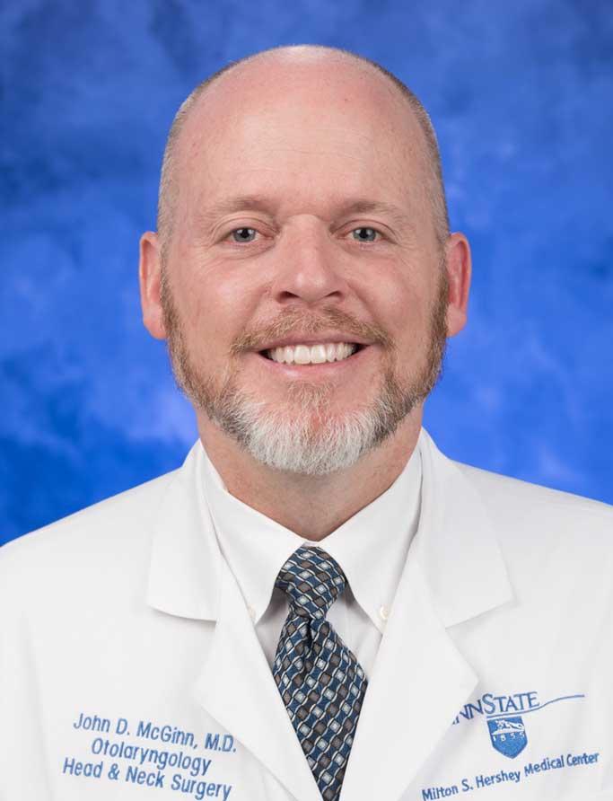Johnathan D. McGinn, MD,FACS