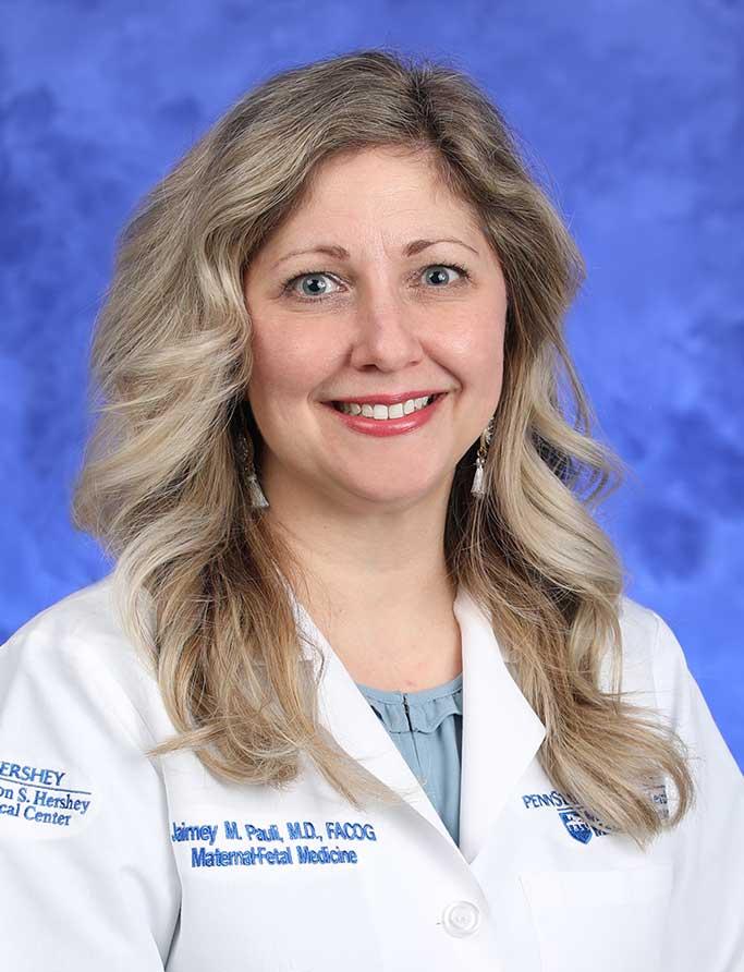 Jaimey M. Pauli, MD