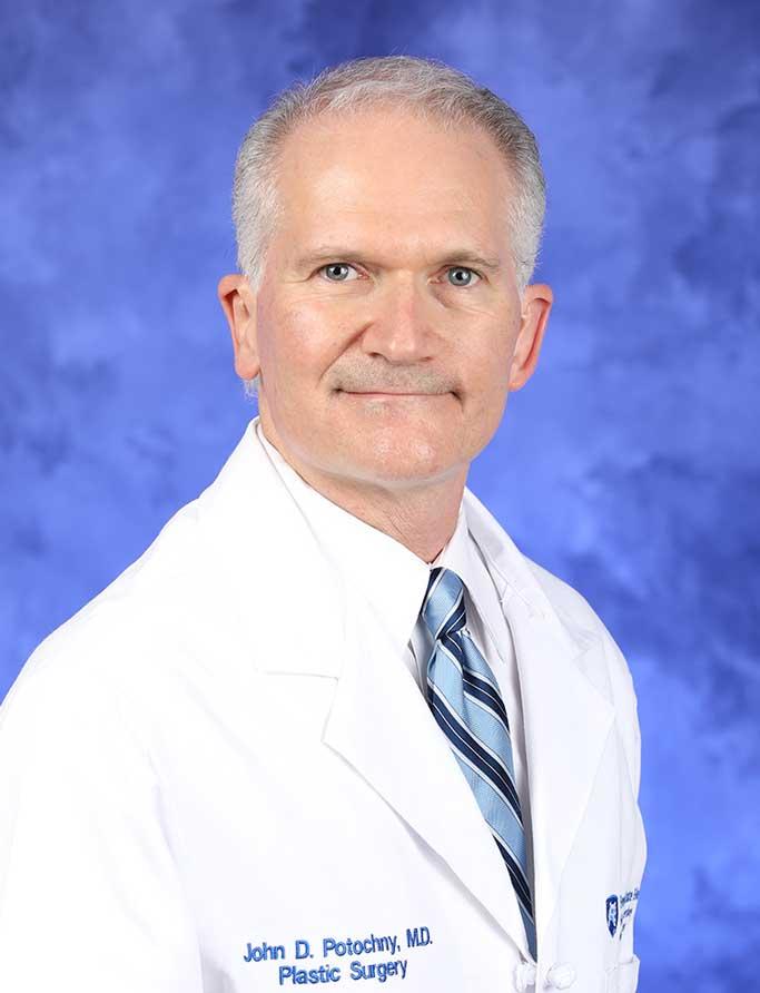 John D. Potochny, MD