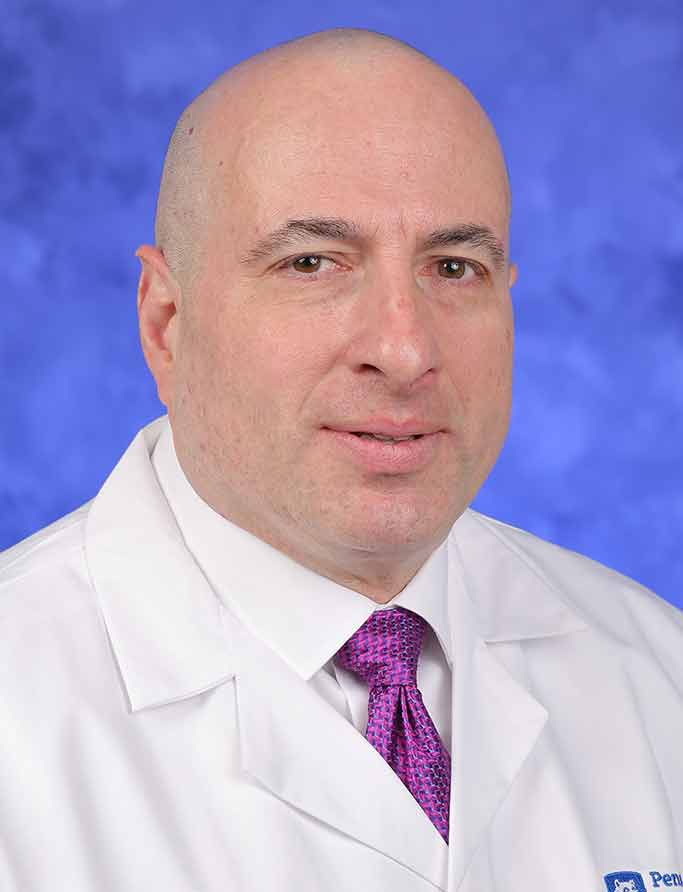 A head-and-shoulders photo of Jeffrey L. Rosenblum, MD