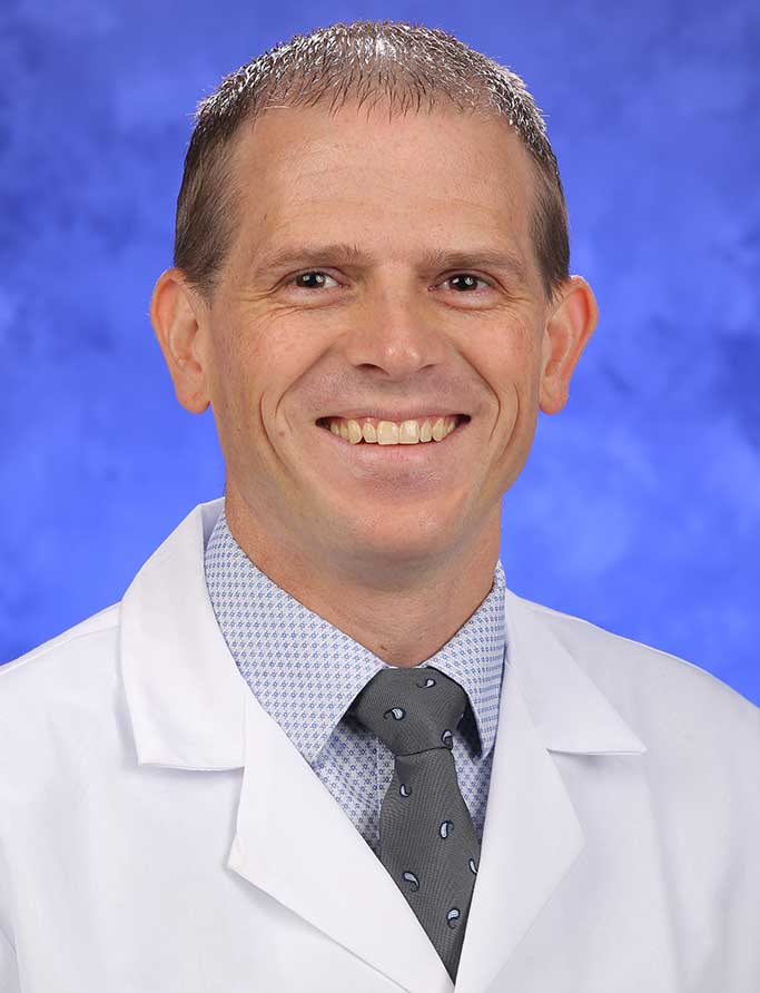 A head-and-shoulders photo of Jeffrey Scow, MD